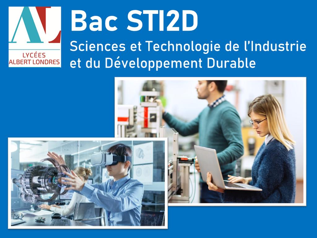 Photo presentation STI2D